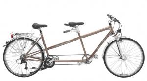 Велосипед-тандем