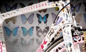 Butterfly Trek Madone самый дорогой велосипед, украшенный крыльями настоящих бабочек