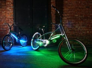 Светодиодные колеса